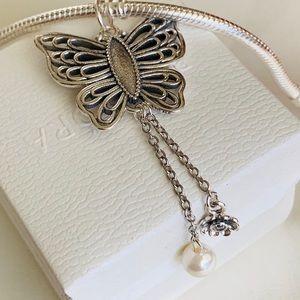Pandora butterfly 🦋 charm